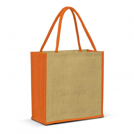 The Handy Mandy Jute Tote Bag